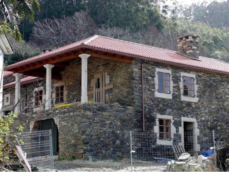 Restaurar tejados casas rurales