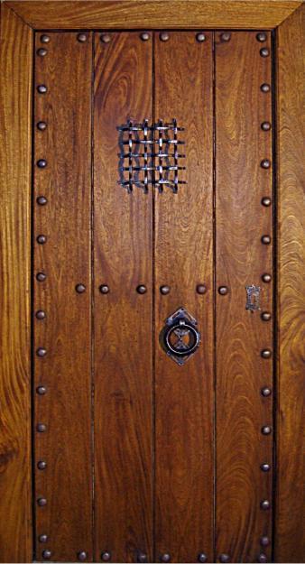 Puertas for Puertas interiores antiguas madera