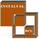Instalval logo