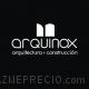 Logo arquinox arquitecturaconstruccion