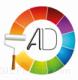 Logo auradecora circulo