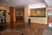 En el Hall del Hotel instalamos Pergo Uniq (AC6) de máxima resistencia.