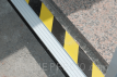 puerta seccional banda de seguridad
