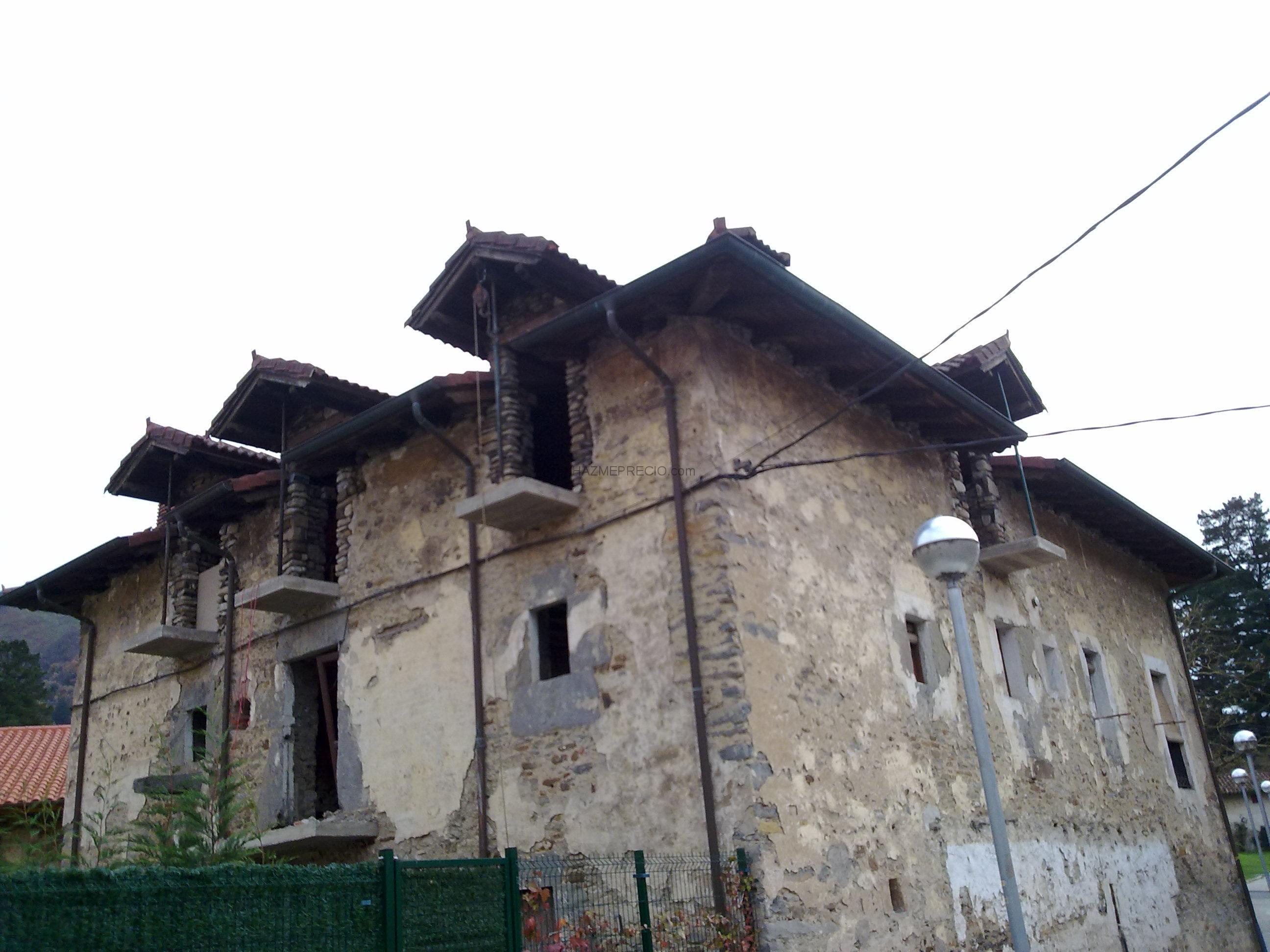 Obras y reformas obresabin 48902 barakaldo vizcaya - Rehabilitacion casas rurales ...