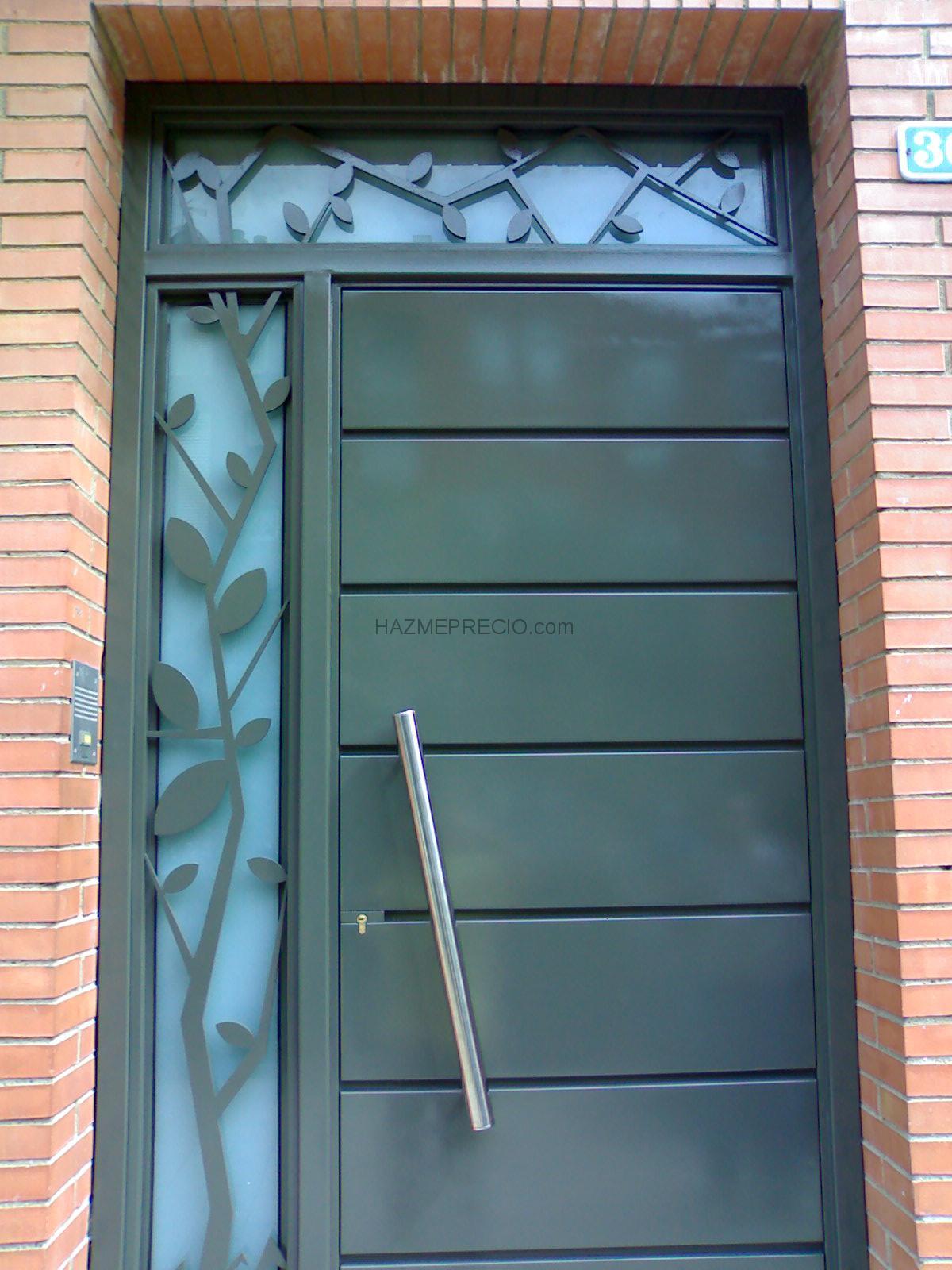 Presupuesto para cristal translucido puerta interior for Presupuesto puertas interior