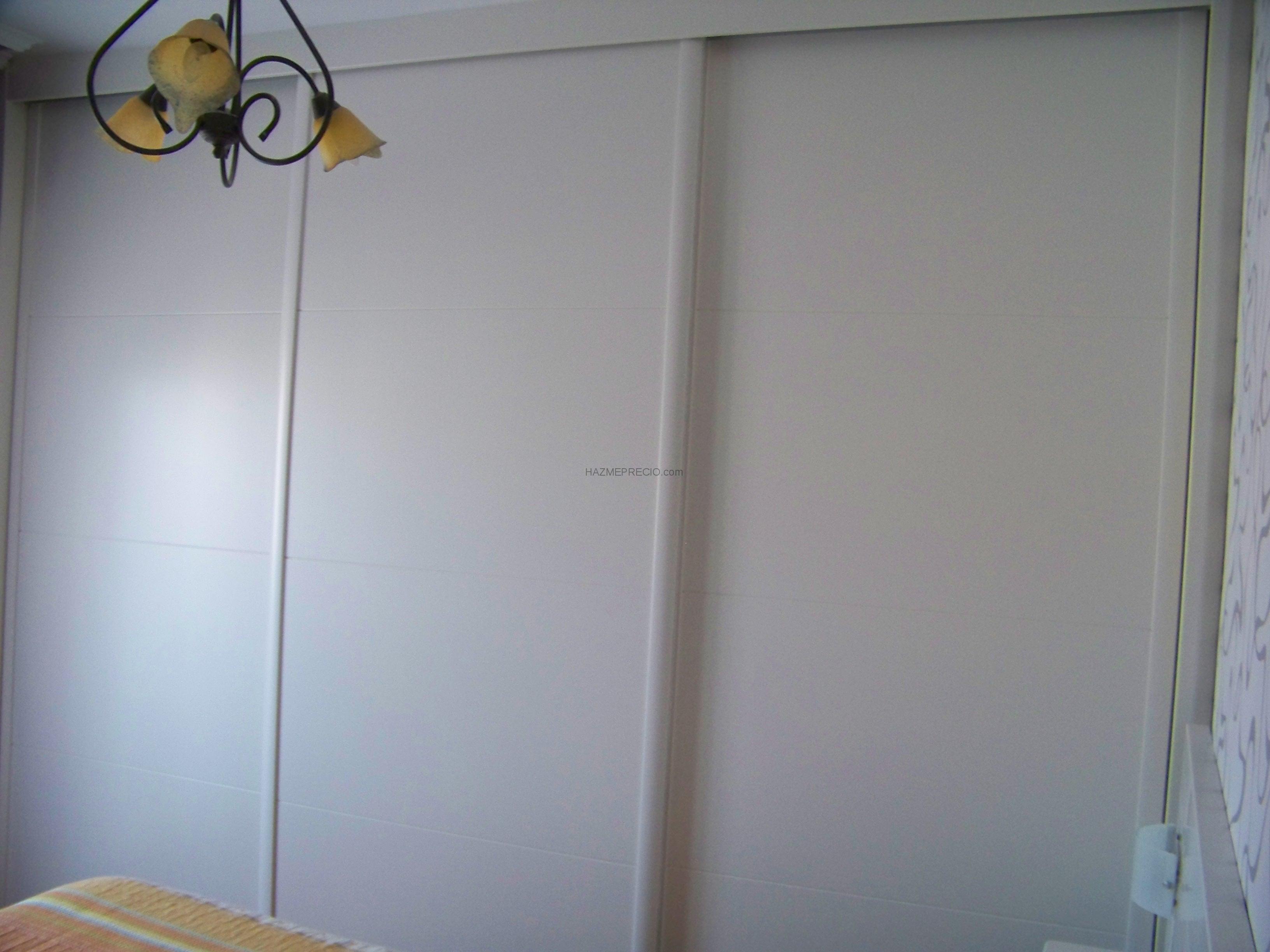 Puertas correderas de armarios empotrados puertas - Puertas armario empotrado ...