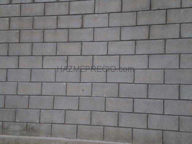 Todo reforma dani 19005 guadalajara guadalajara - Muro de bloques ...
