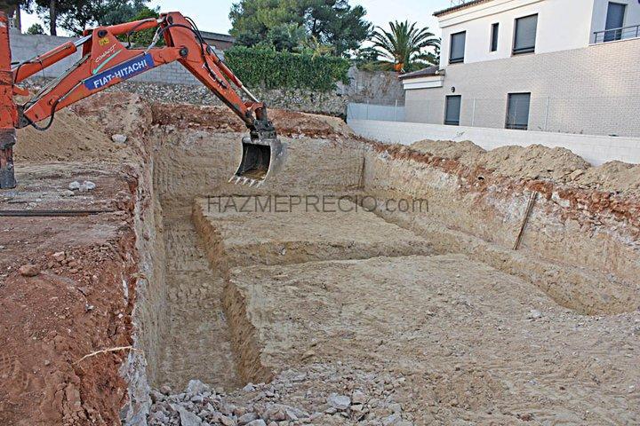Presupuesto para construir piscina de obra 10x4 metros - Presupuestos piscinas de obra ...