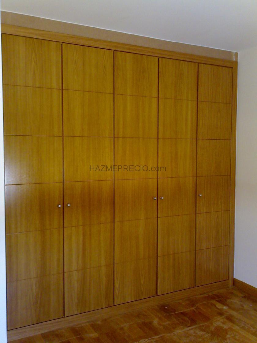 Presupuesto Armario Empotrado Madrid : Presupuesto para hacer armario de habitaci?n matrimonio