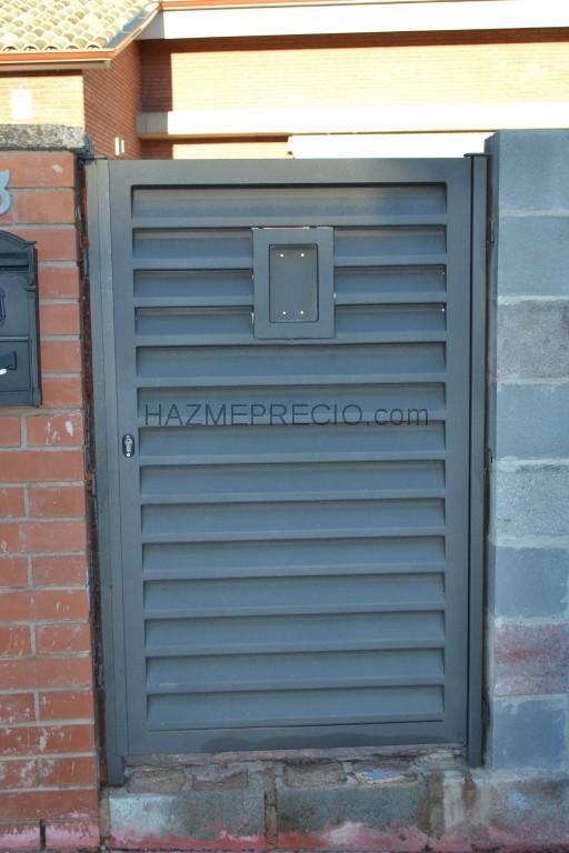 Empresas de estructuras metalicas en barcelona for Puertas venecianas