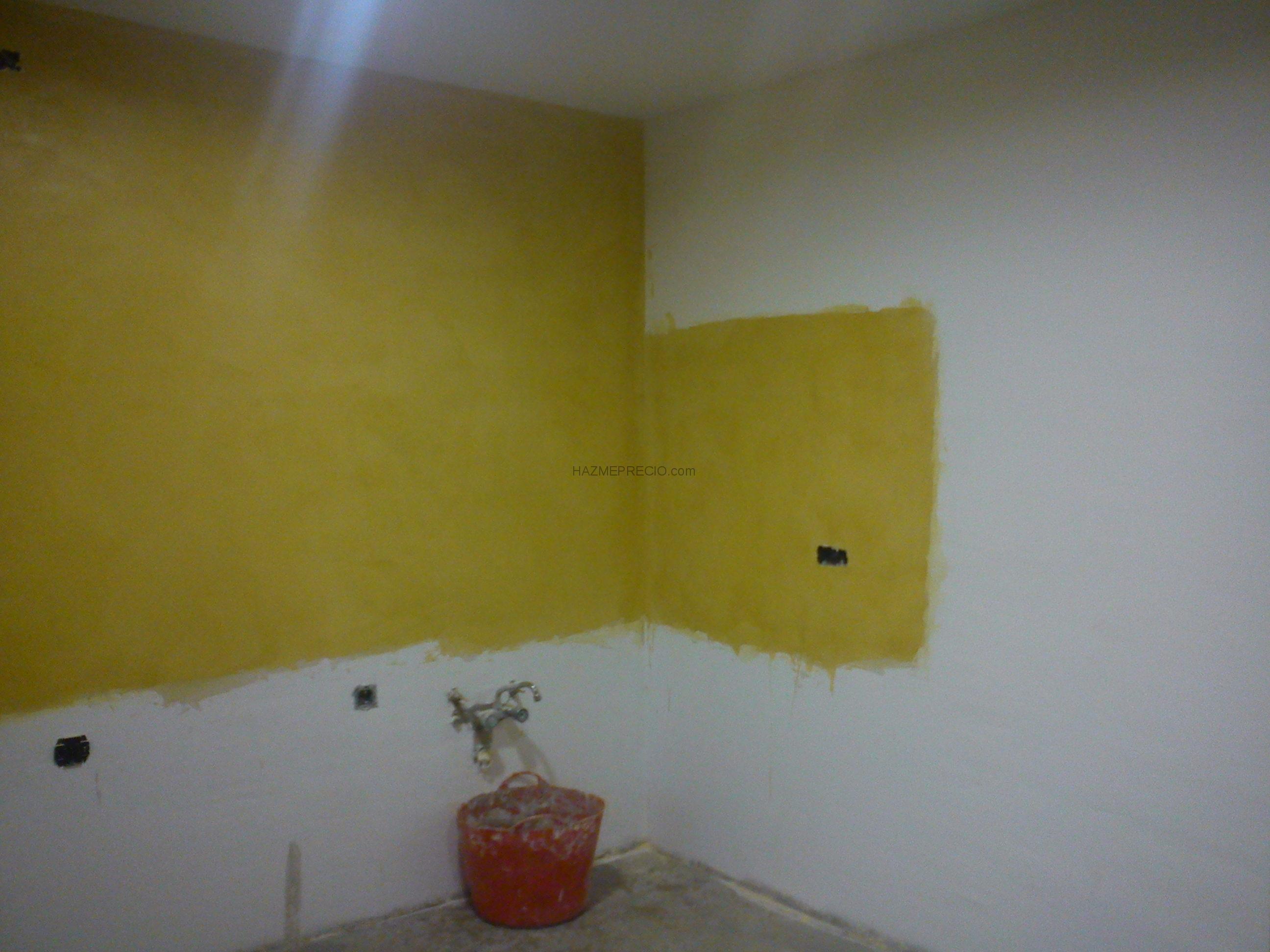 Presupuesto para colocar friso madera pared blanco - Colocar friso en pared sin rastreles ...