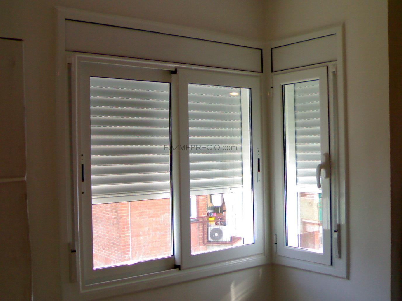 Presupuesto para instalar persiana aluminio puertas salida for Presupuesto puerta aluminio