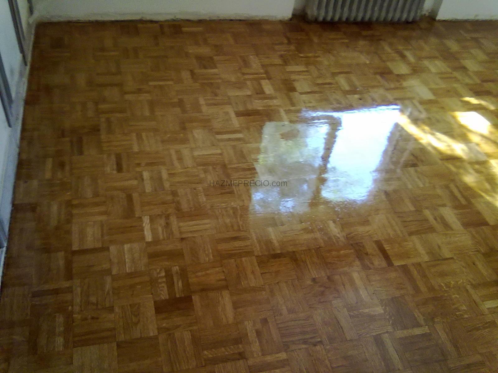 Presupuesto para poner tarima flotante en un piso de 90 for Precio pintar piso 90 metros