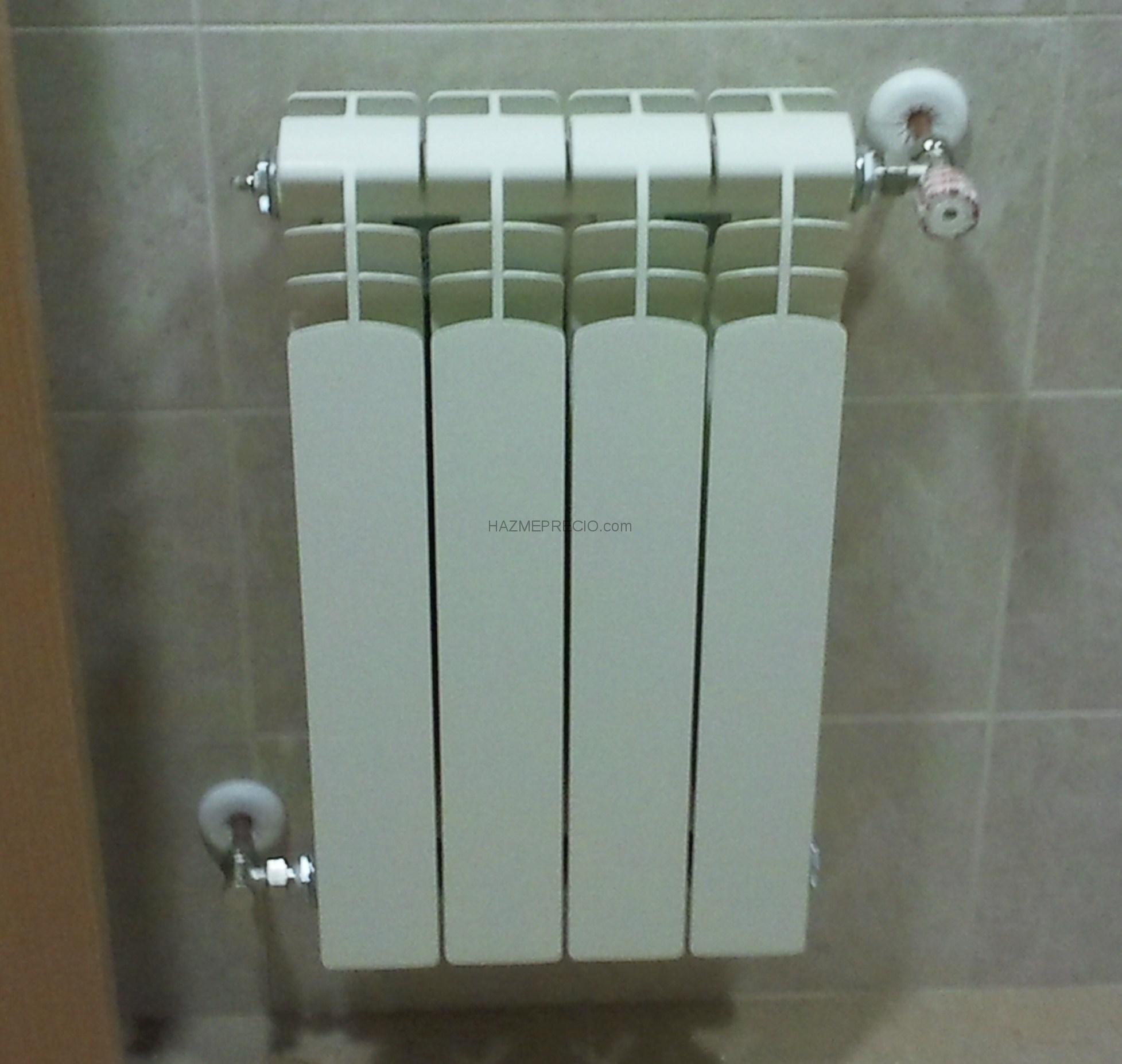 Empresas de calefaccion en madrid capital for Precio instalacion calefaccion radiadores