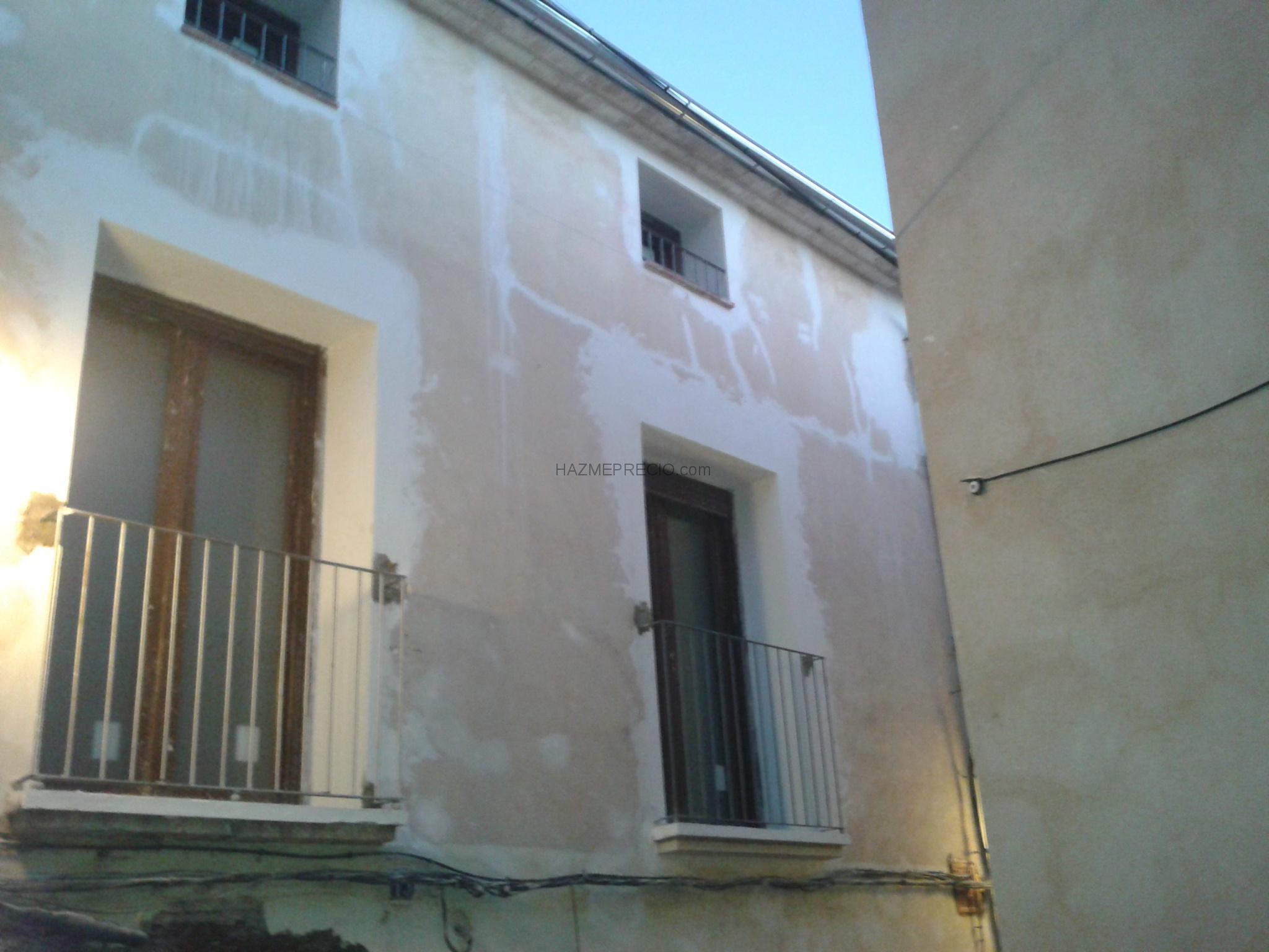 Rehabilitaci n de fachada y colocaci n de rejas en - Presupuesto cambio ventanas ...