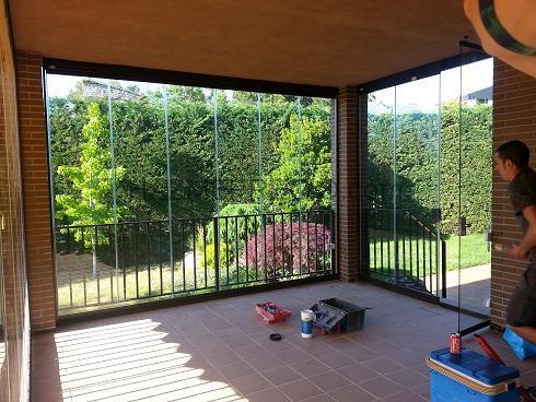 Presupuesto para cerrar una terraza y escalera exterior - Cerrar una terraza ...