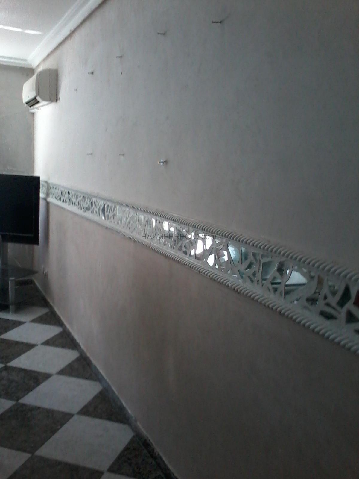 Presupuesto para pintar un piso completo pulido y colocar for Pintar entrada piso