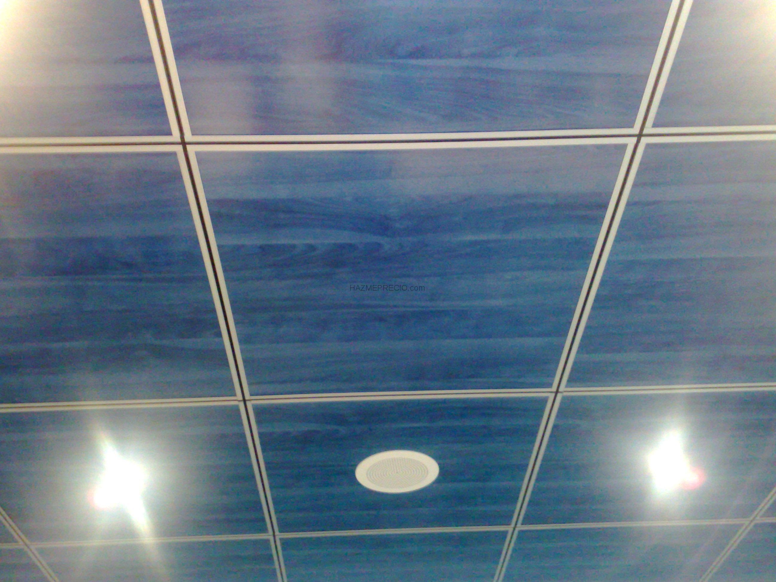 Construcciones nurvir 03400 villena alicante for Techo desmontable bano