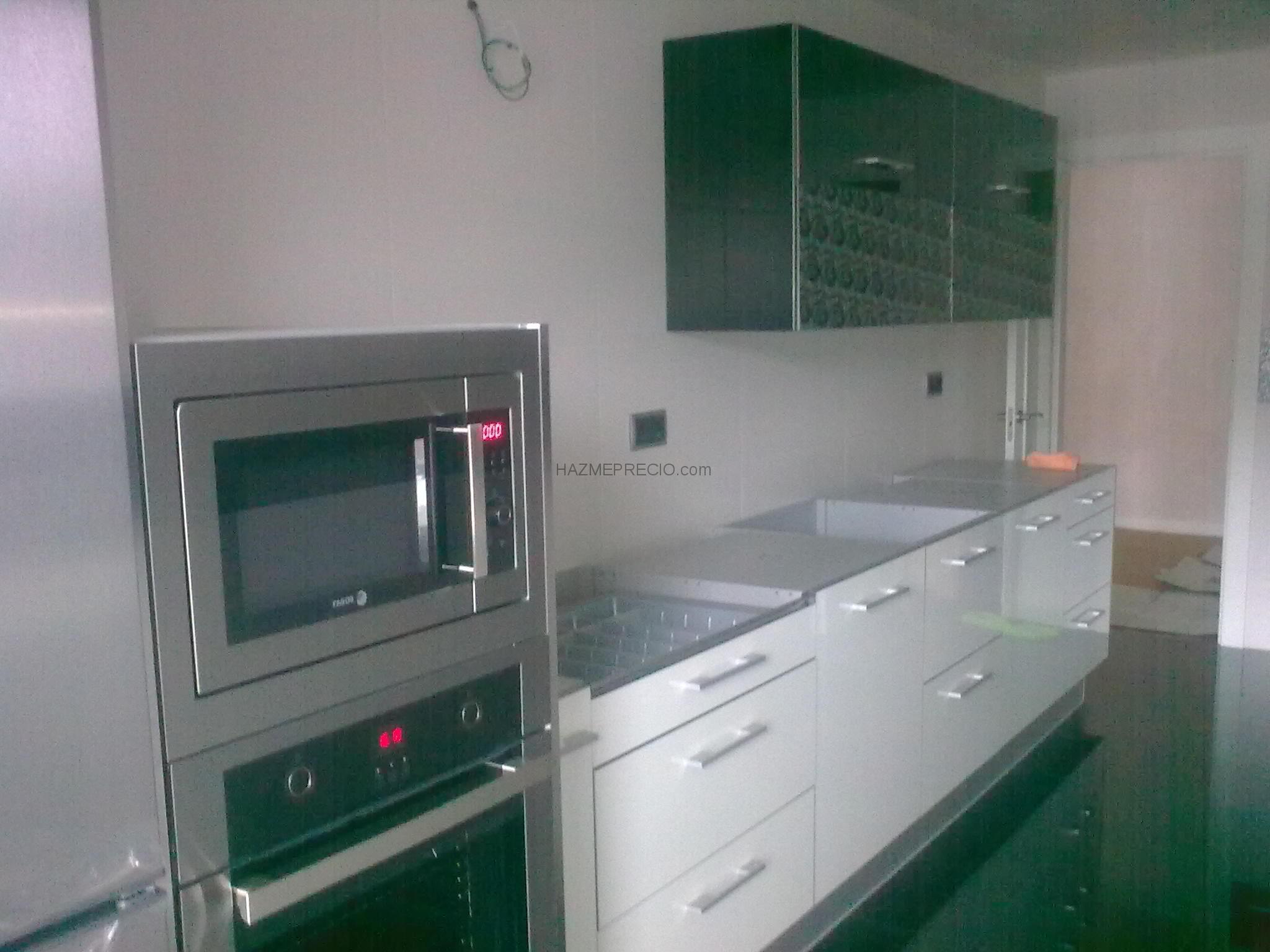 Presupuesto para reformar un vivienda entera bilbao for Presupuesto cocina completa