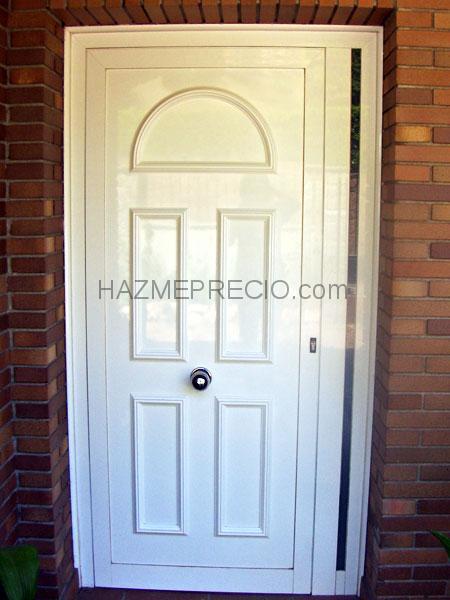 Presupuesto para galeria de aluminio y puerta con ventana for Presupuesto puerta aluminio