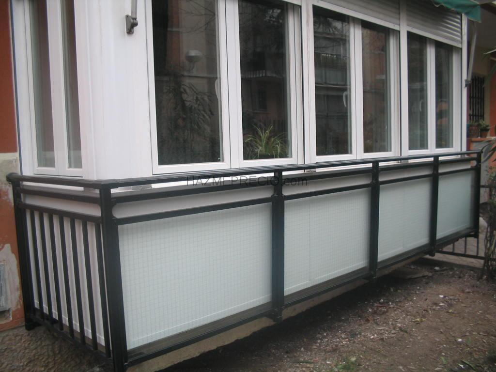 Cerrar balcones terraza awesome cerrar terrazas ideas for Como cerrar un balcon