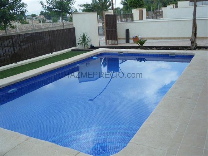 Presupuesto para piscina de obra de 4x8 metros y - Presupuestos para piscinas ...