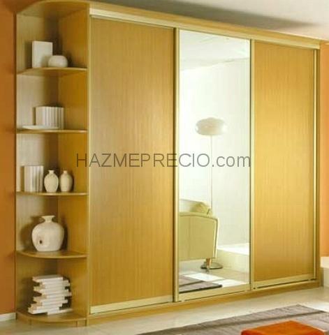 Presupuesto para hacer 3 armarios empotrados con puertas - Presupuesto armarios empotrados ...