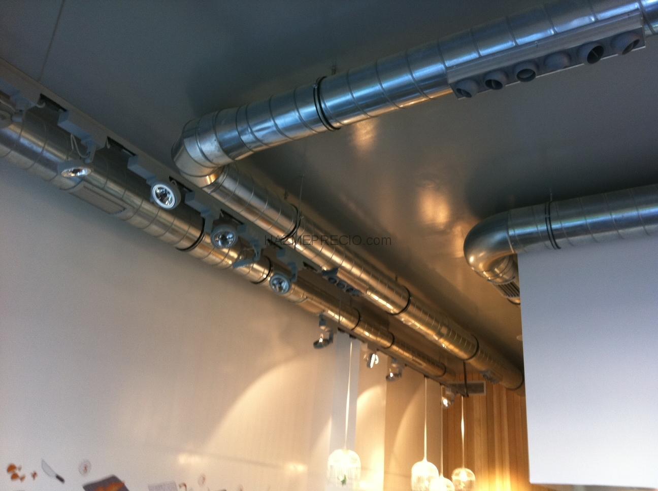 Montajes electricos c q 28500 arganda del rey madrid - Conductos de chapa ...