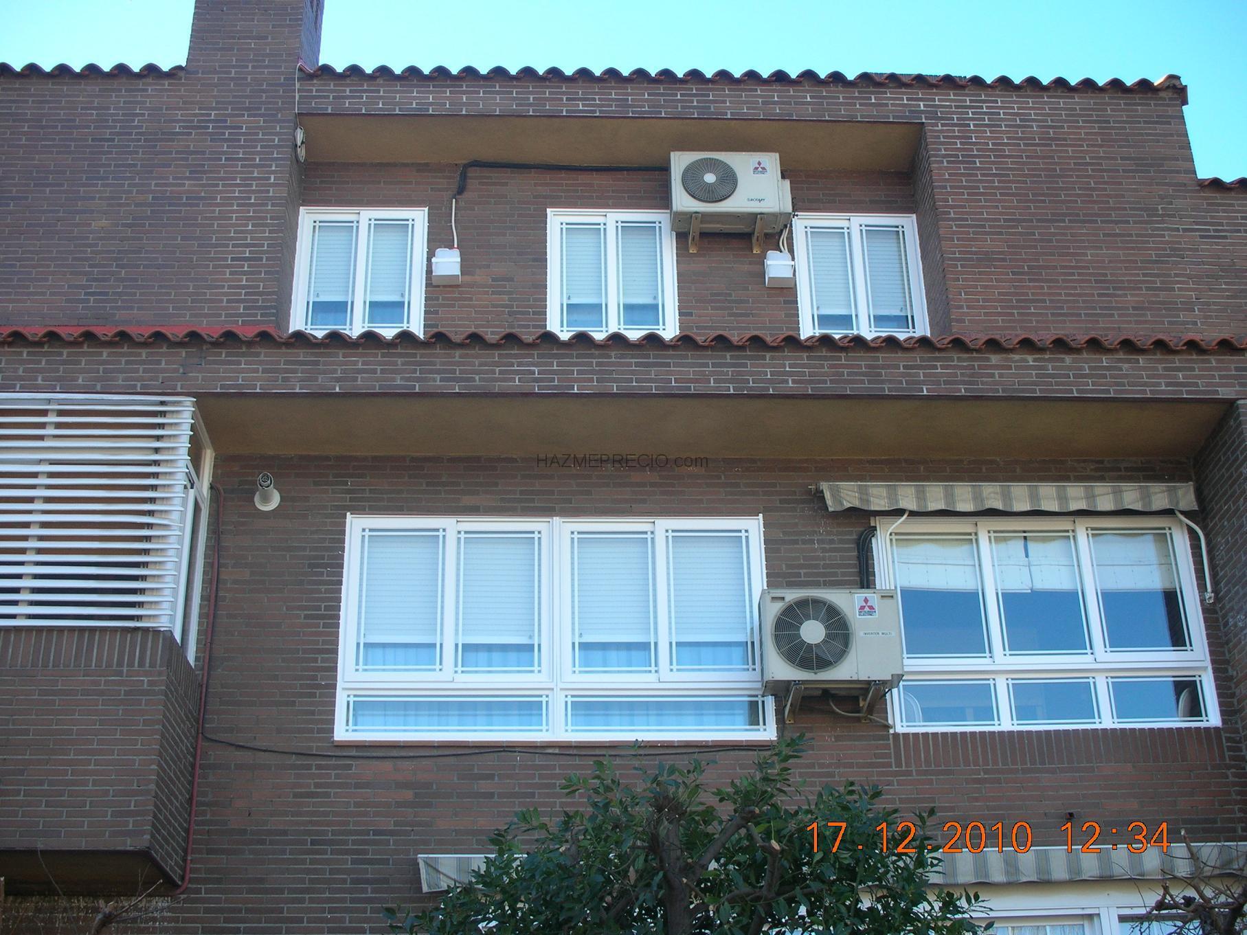 Presupuesto para retirar ventanas y poner ventanas de for Presupuesto aluminio