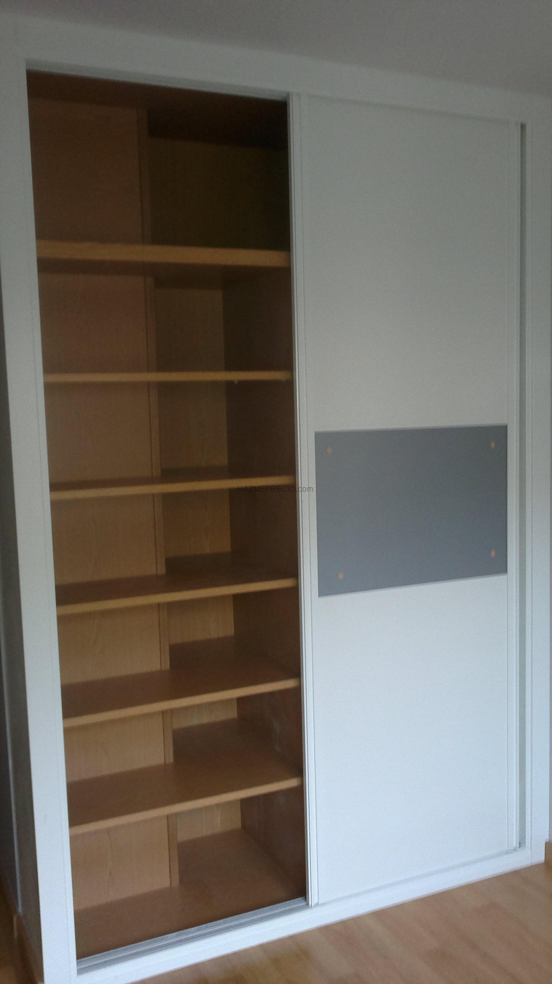 Presupuesto Armario Empotrado Madrid : Presupuesto para poner puertas correderas en armarios
