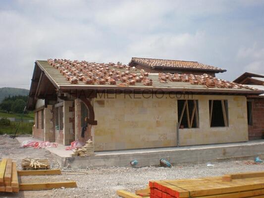 Presupuesto para hacer un tejado nuevo de madera valle for Tejados de madera vizcaya