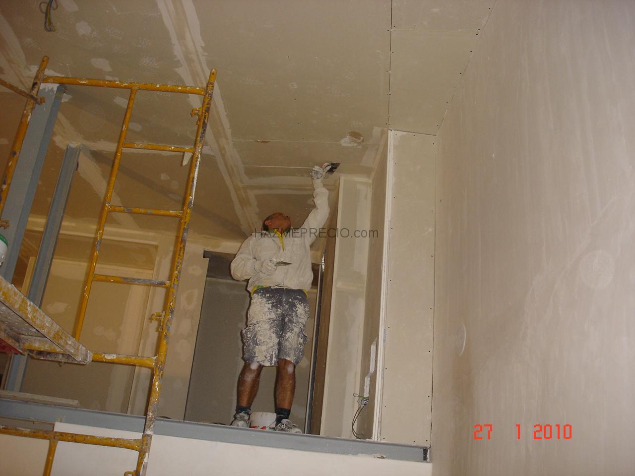 Presupuesto para insonorizar acusticamente mi vivienda for Insonorizar pared precio