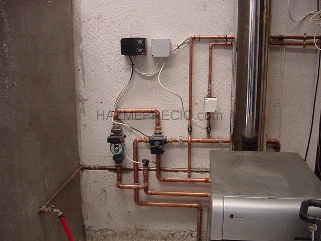 Instaman gas y calefaccion s l 48600 sopelana vizcaya for Precio instalacion calefaccion gasoil