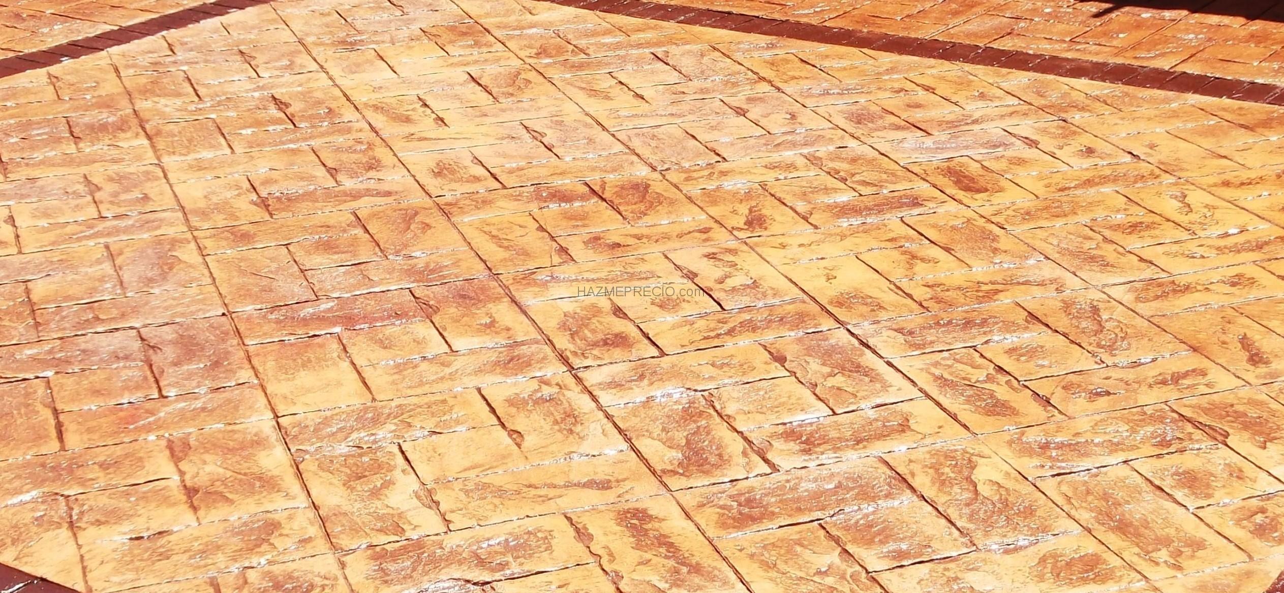 Pavimentos de hormigon impreso y pulido reformas muros for Corte de pavimentos de hormigon