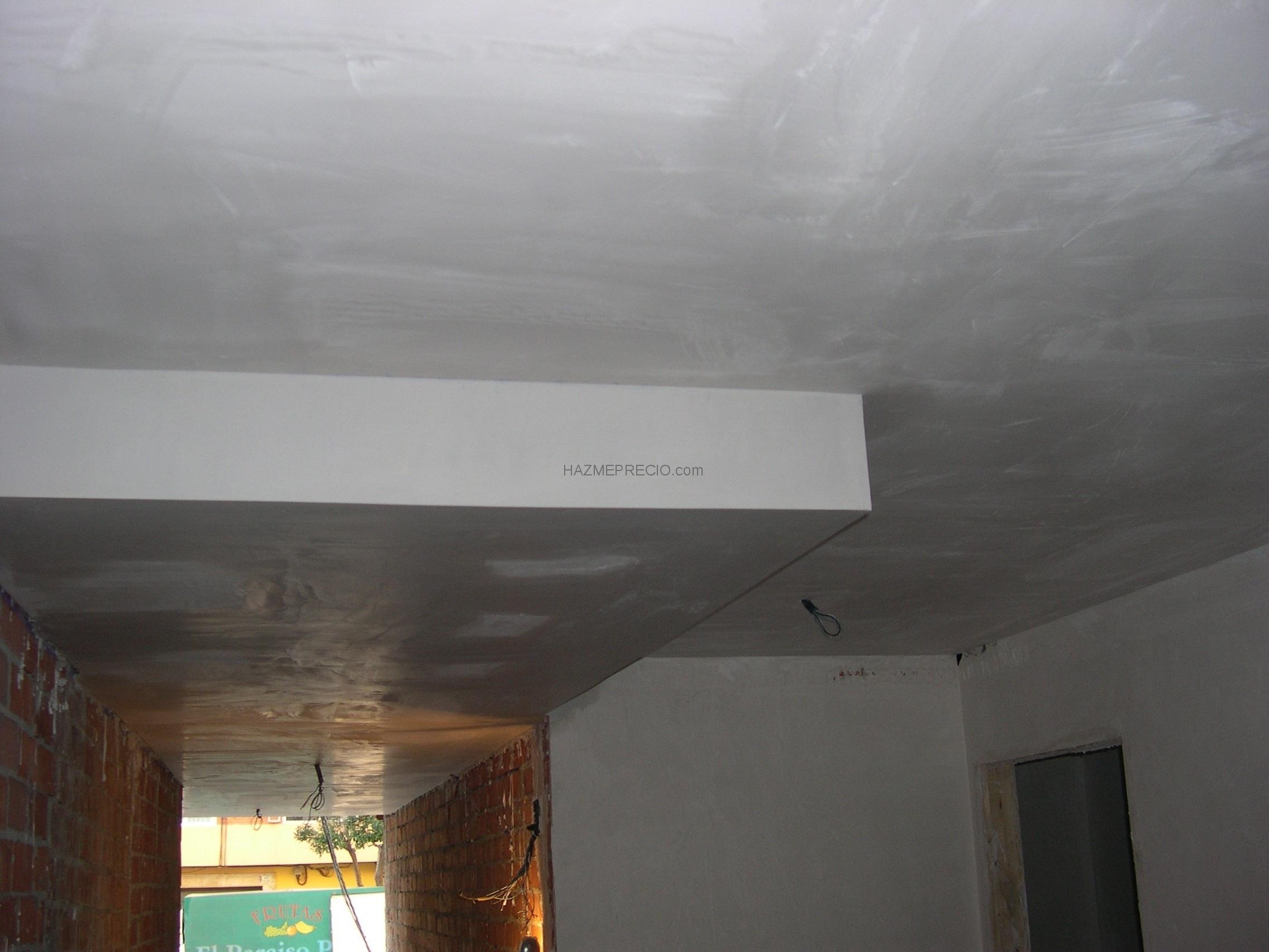 Proyectos y reformas angel 12540 vila real castellon - Precio moldura escayola techo ...