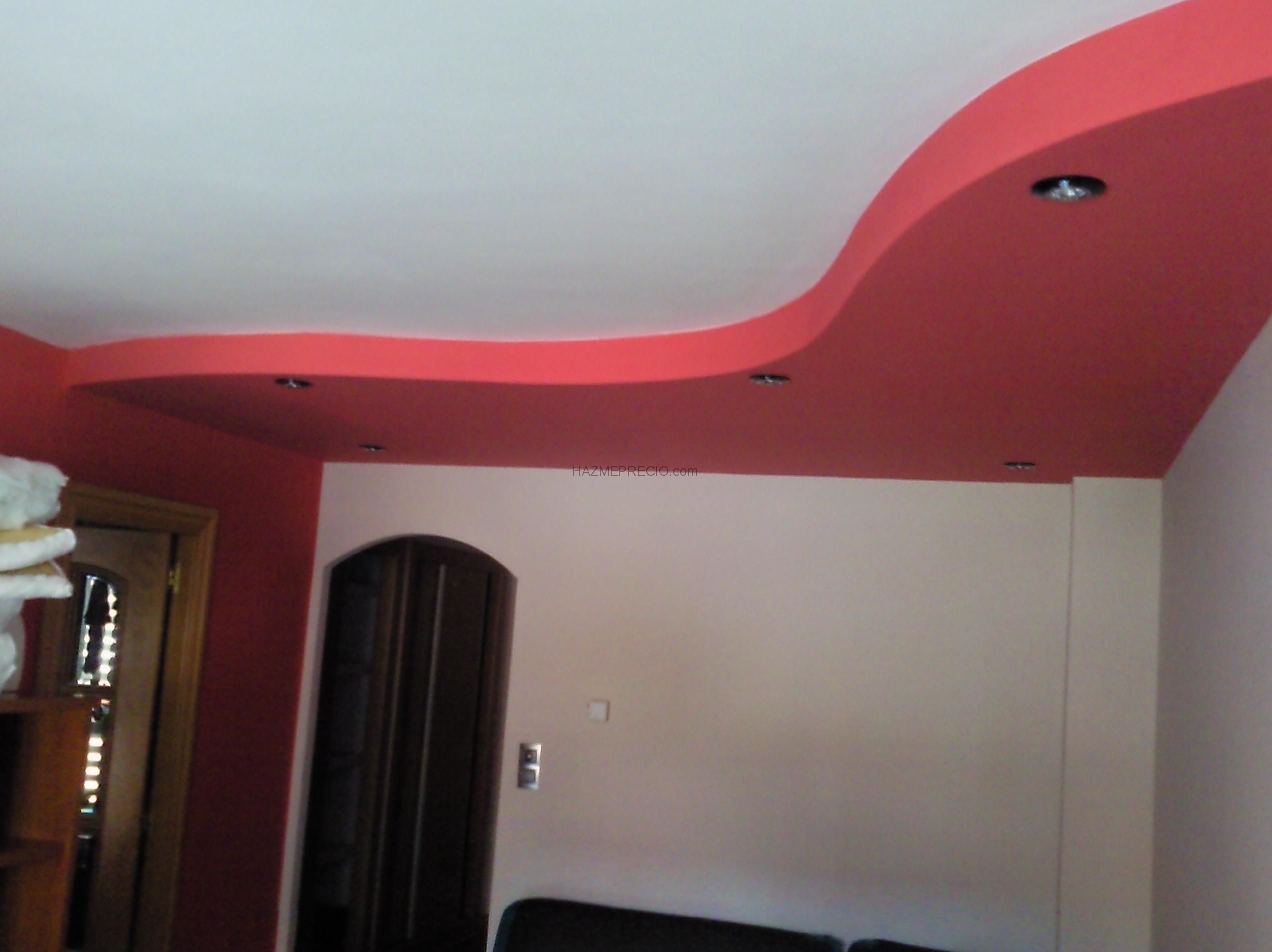 Retroreforma 50298 pinseque zaragoza - Techos de pladur decorativos ...