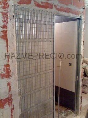 Reformas j j 28807 alcal de henares madrid for Caseton puerta corredera precios