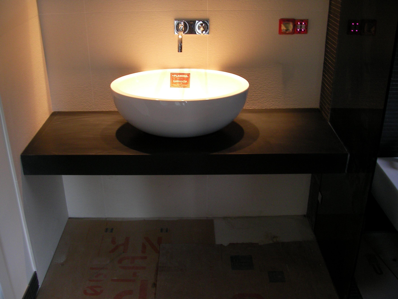 Bonito encimeras de silestone para ba os im genes bano - Encimeras lavabos bano ...