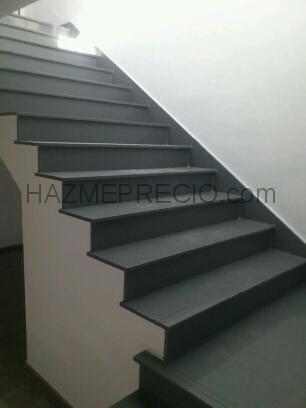 Presupuesto para tapar grietas y limpiar escalera de - Limpiar marmol blanco exterior ...