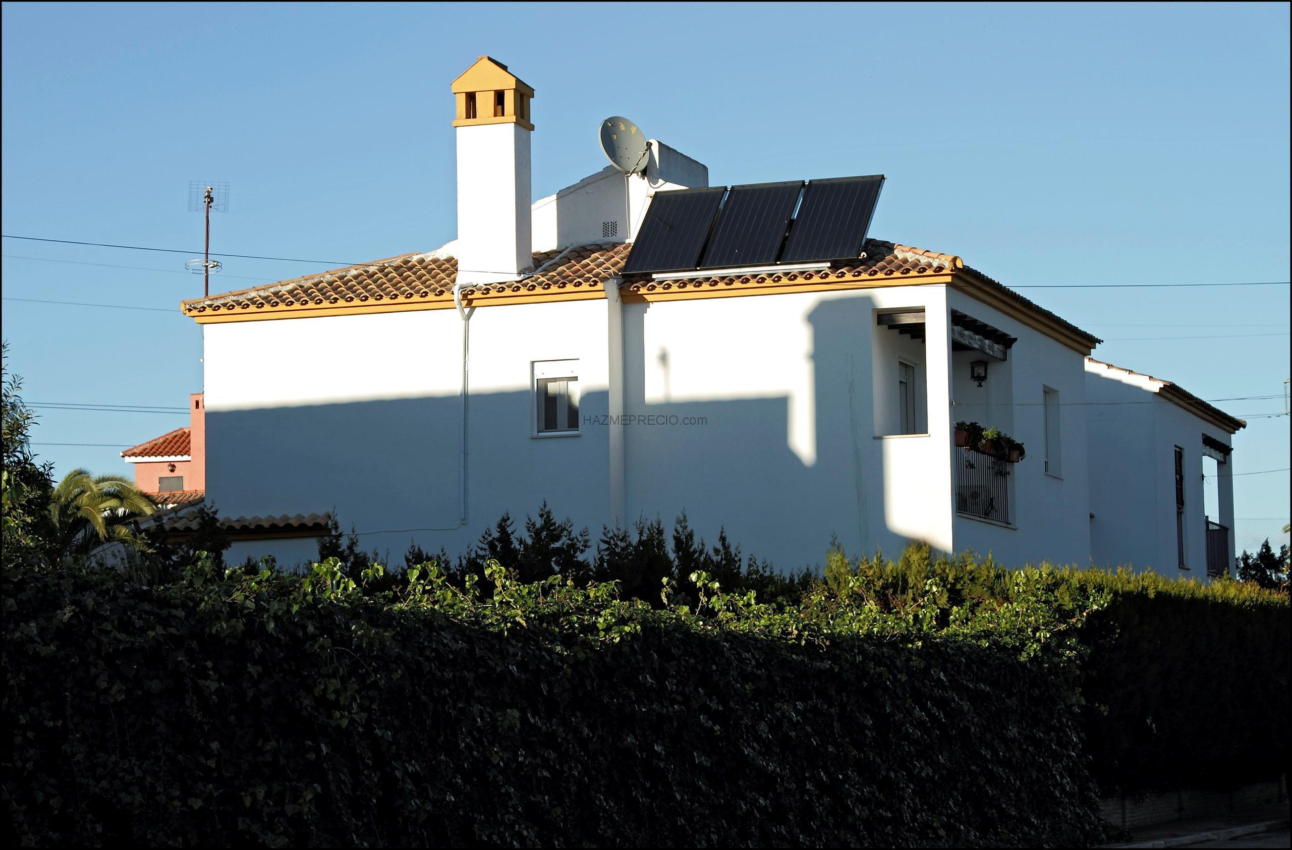 Empresas de energia solar en sevilla for Empresas de electricidad en sevilla