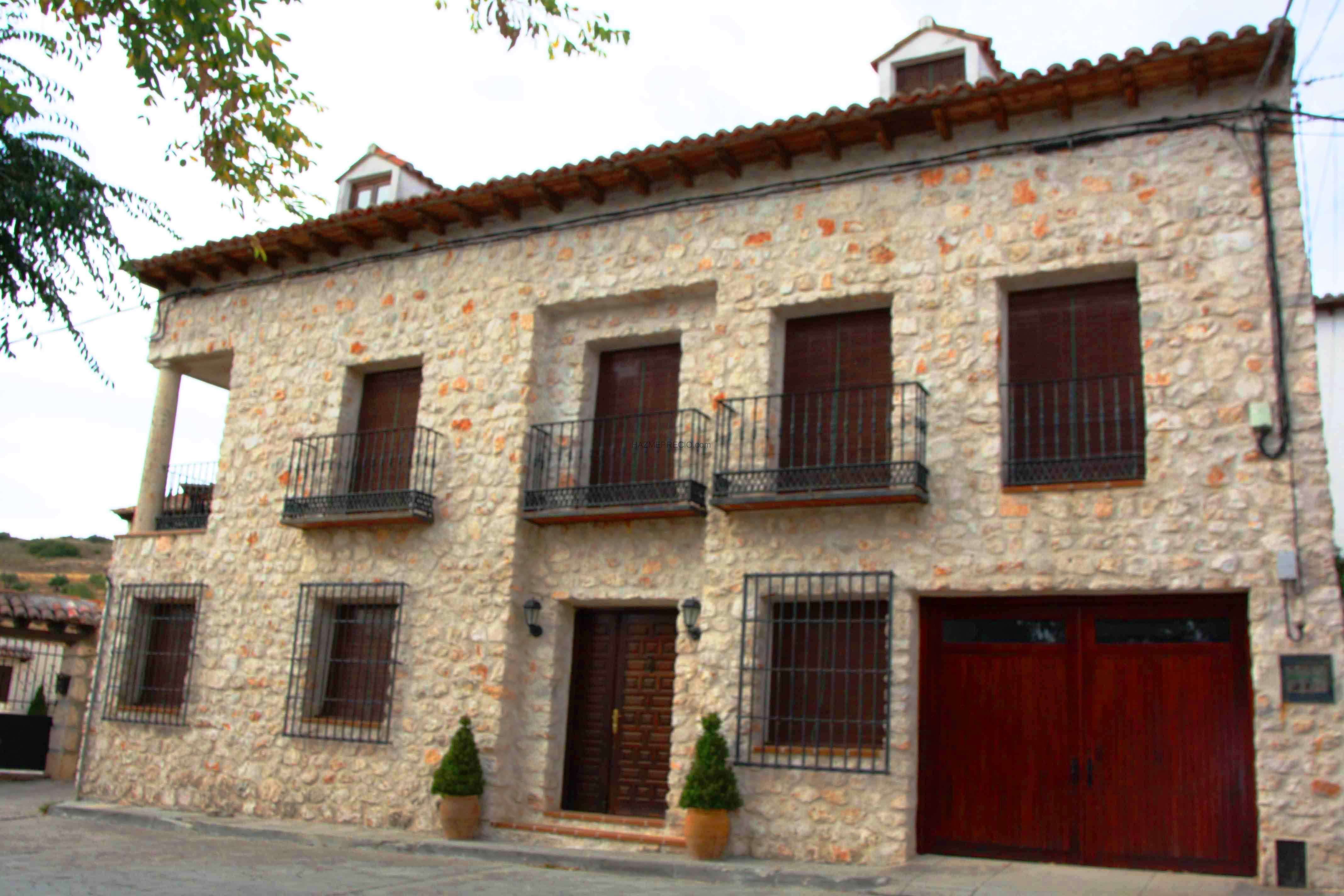 R sticas y rehabilitaci n nubacons sl 28515 olmeda de - Rehabilitacion de casas antiguas ...