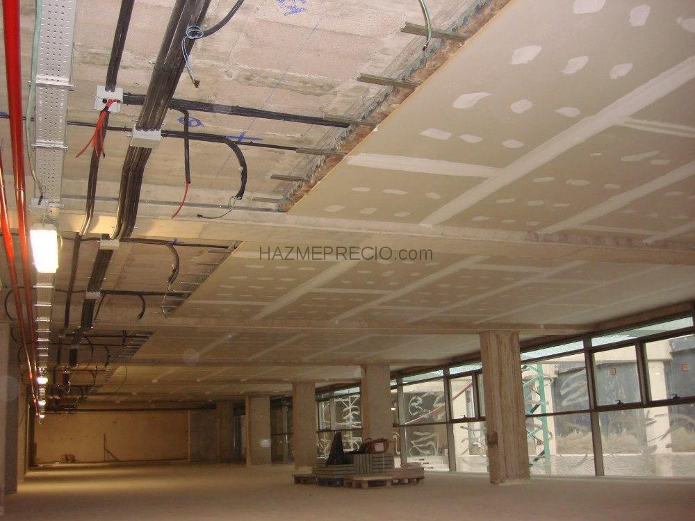 Obras y proyectos vilasolcina sl 43201 reus tarragona - Techos registrables pladur ...
