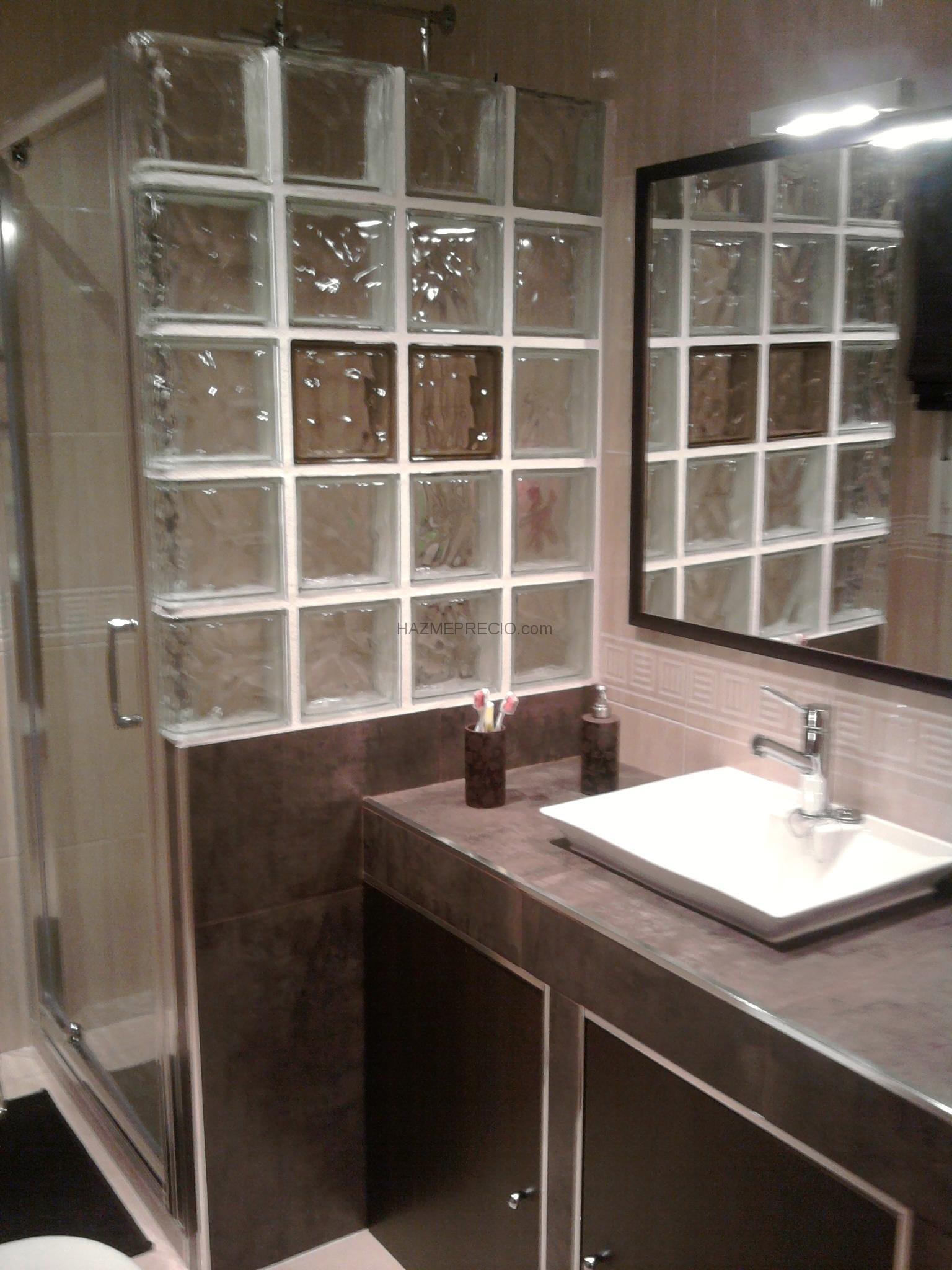 Presupuesto para alicatado cocina amplia en becerril de la - Banos cuadrados con ducha ...