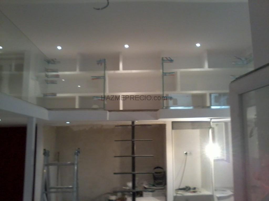 Presupuesto para poner pladur en techos madrid - Poner techo de pladur ...