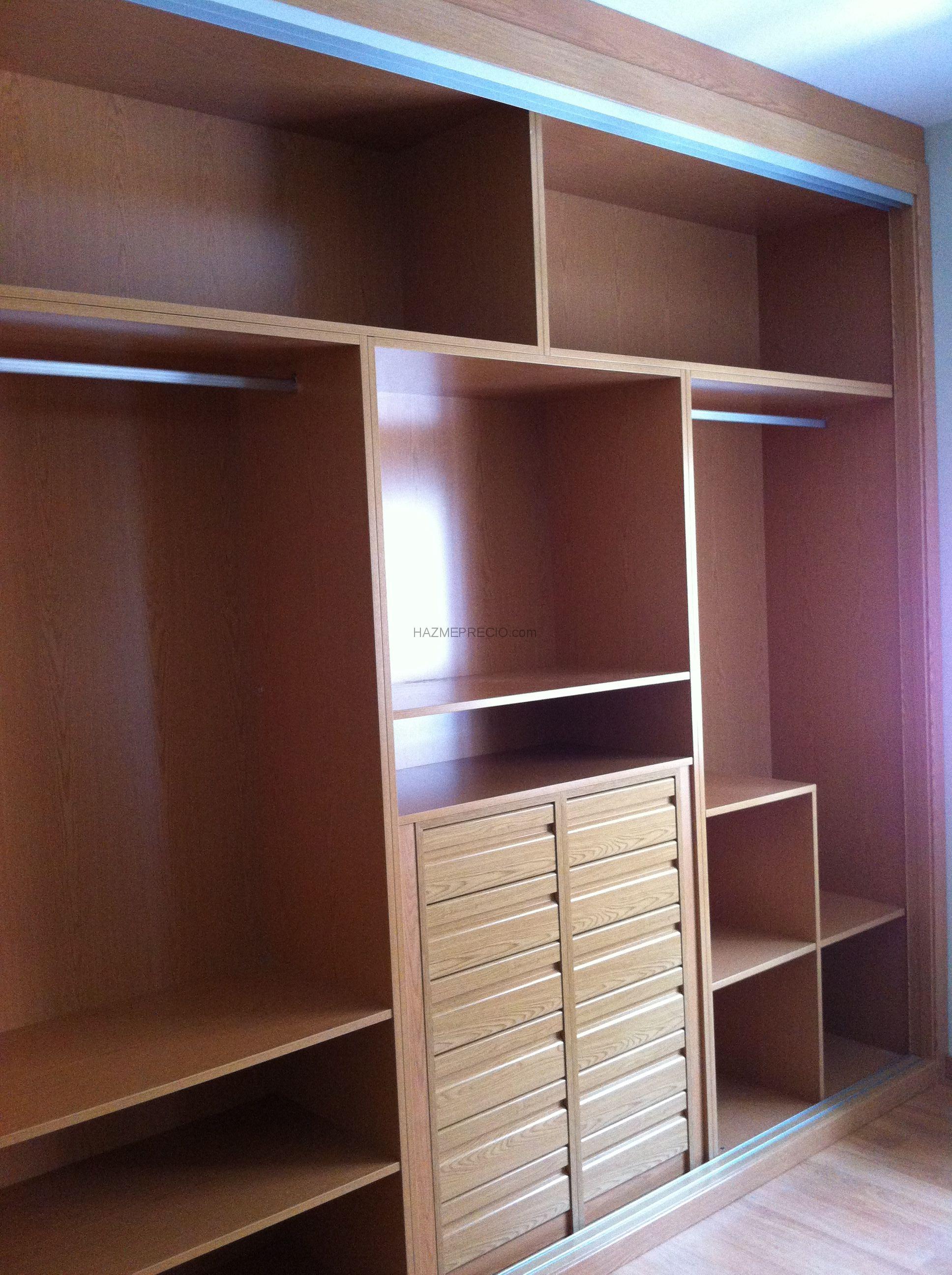 Presupuesto para vestir un armario empotrado madrid - Vestir un armario ...