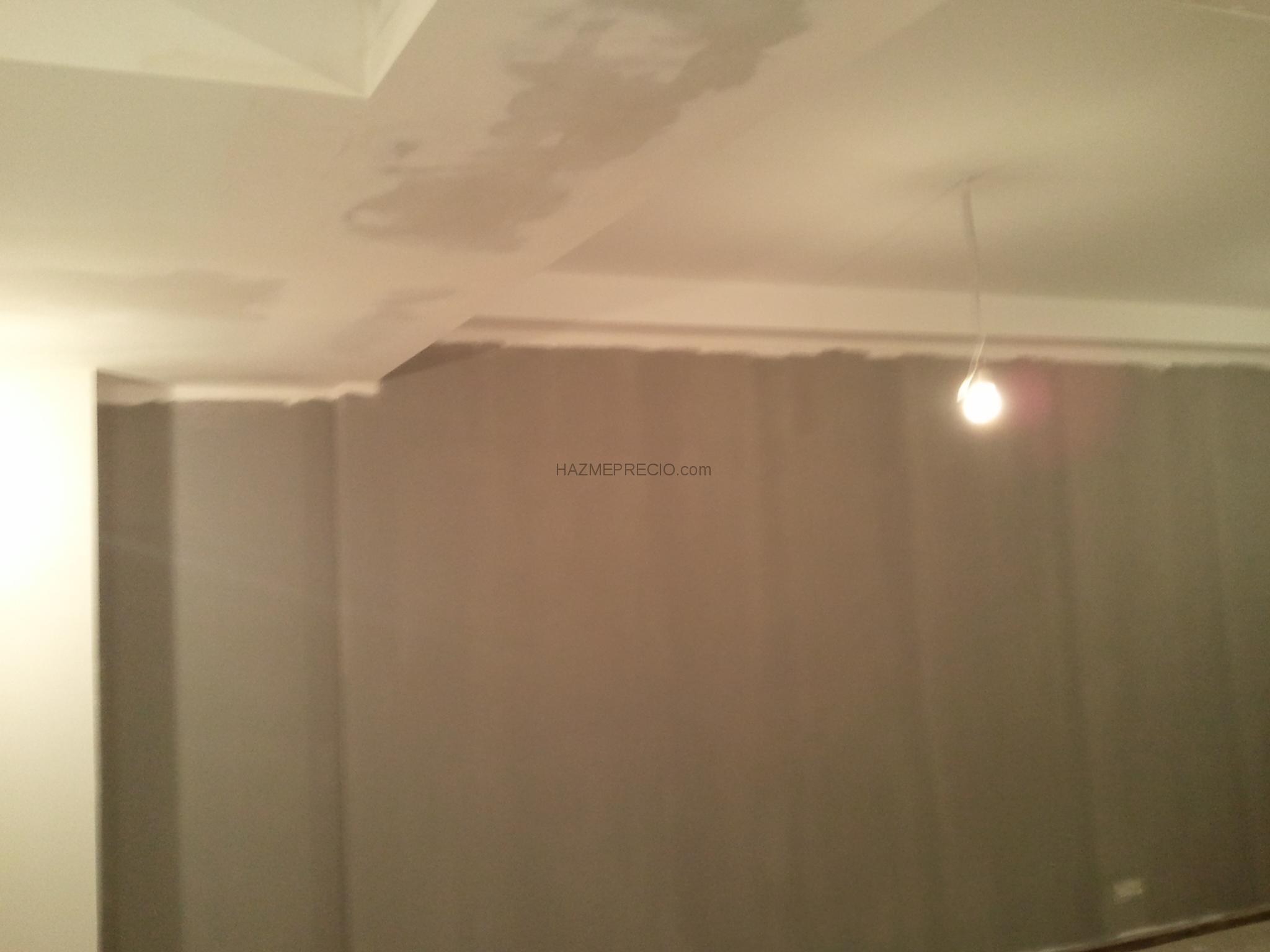Presupuesto para poner falso techo de escayola bilbao - Precio moldura escayola techo ...