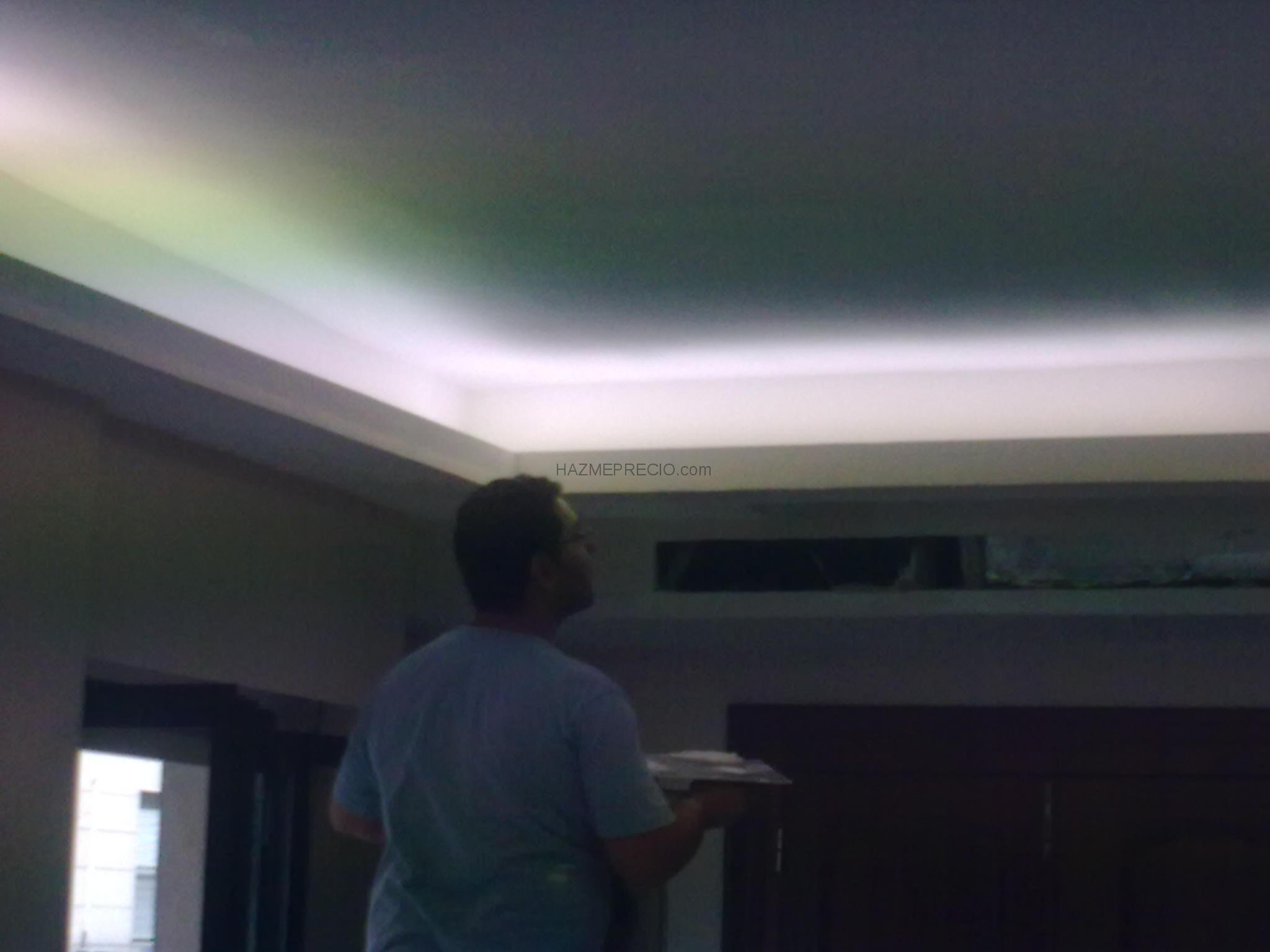 Presupuesto para techos de escayola o pladur fuenlabrada - Poner techo de pladur ...