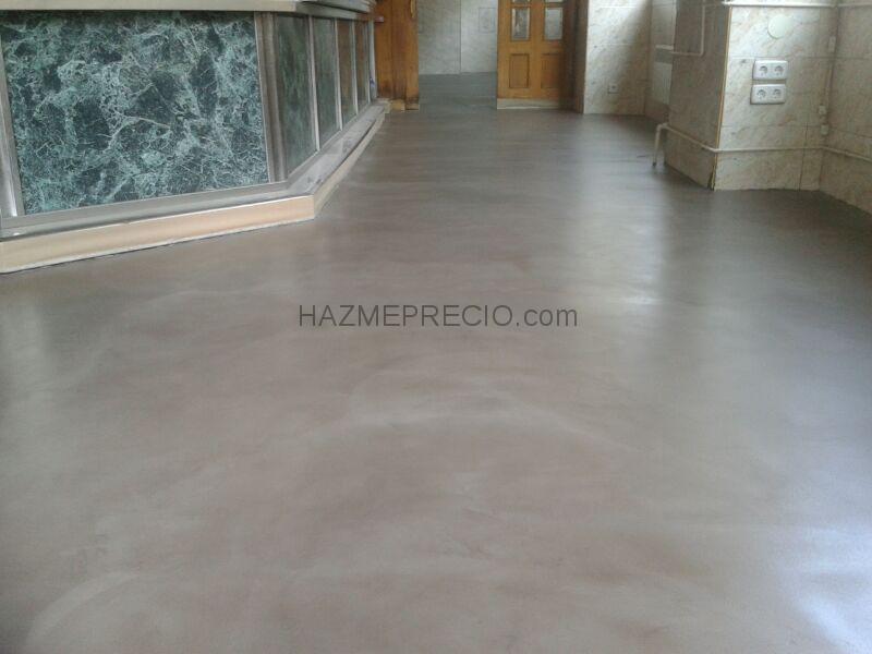 Presupuesto para echar suelo en cemento pulido 120m2 - Precio microcemento m2 ...