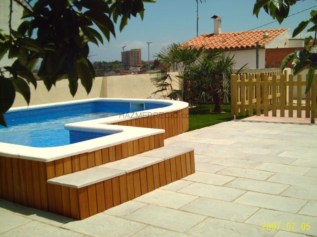 Presupuesto para construir una piscina en terreno for Presupuesto piscina prefabricada