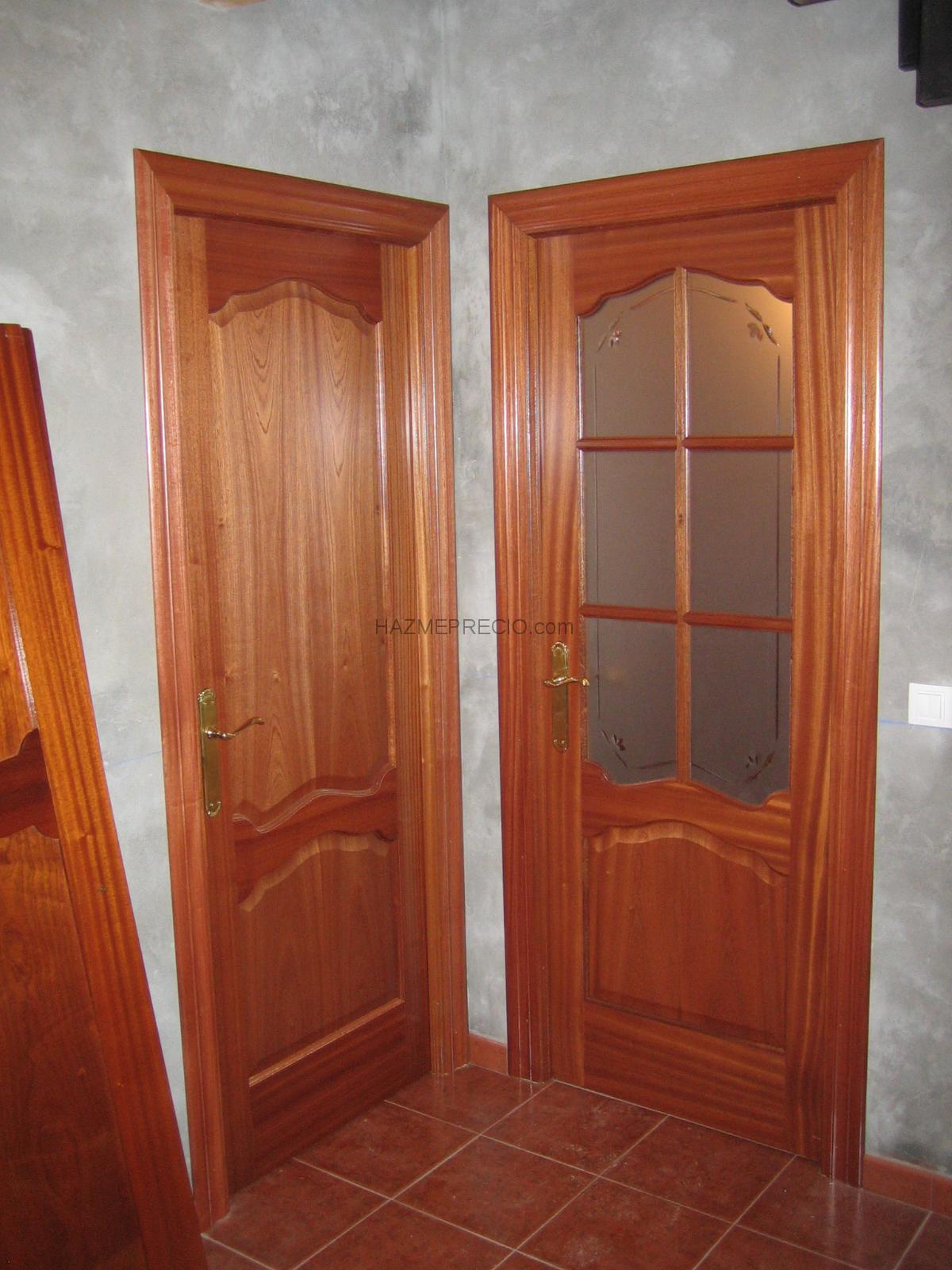 Presupuesto para colocaci n de puertas interiores de casa oviedo asturias - Puertas interior asturias ...